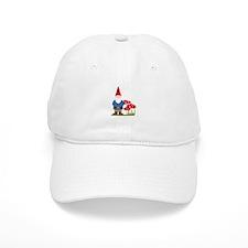 Garden Gnome Baseball Baseball Cap