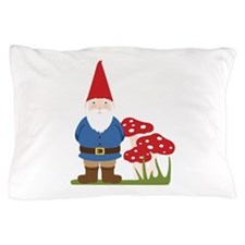 Garden Gnome Pillow Case