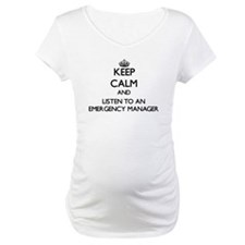 Keep Calm and Listen to an Emergency Manager Mater