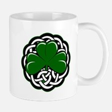 Celtic Shamrock Mugs