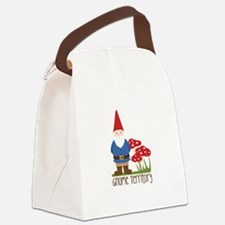Gnome Territory Canvas Lunch Bag