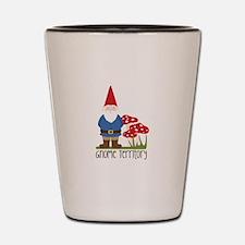 Gnome Territory Shot Glass