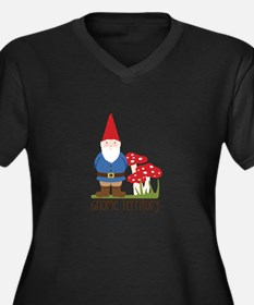 Gnome Territory Plus Size T-Shirt
