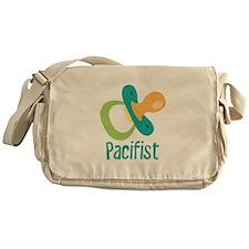 Pacifist Messenger Bag