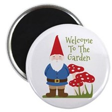 Welcome to the Garden Magnets