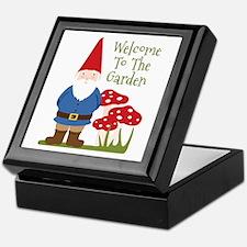 Welcome to the Garden Keepsake Box