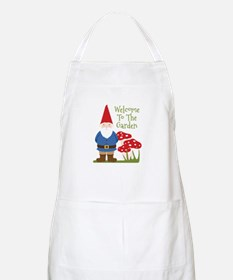 Welcome to the Garden Apron