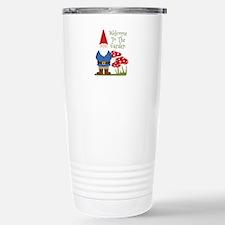 Welcome to the Garden Travel Mug