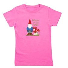 Welcome to the Garden Girl's Tee