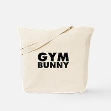 Gym Bunny Tote Bag