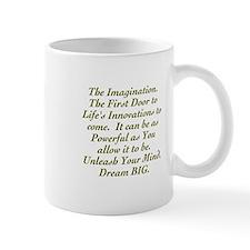 Unleash Your Mind Mugs