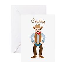 Cowboy Greeting Cards