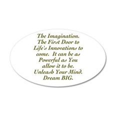 Unleash Your Mind Wall Decal