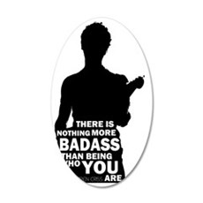 DarrenCrissTINMBTBWYA Wall Decal