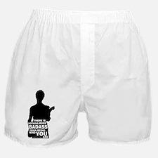 DarrenCrissTINMBTBWYA Boxer Shorts