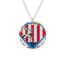 PITCHER USA Necklace