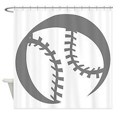 BASEBALL 97 Shower Curtain