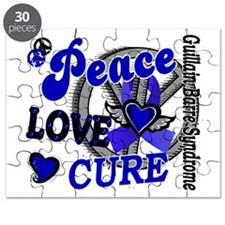 Peace Love Cure 2 GBS Puzzle