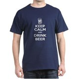 Drinking team Dark T-Shirt