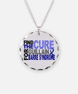 Find the Cure GBS Necklace