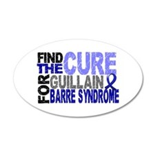 Find the Cure GBS Wall Decal