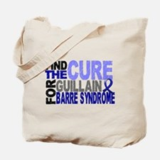 Find the Cure GBS Tote Bag
