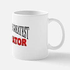 """The World's Greatest Excavator"" Mug"