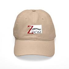 Tan Zoi Zoom Baseball Cap