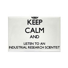 Keep Calm and Listen to an Industrial Research Sci