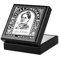 Lydia_Pinkham Keepsake Box