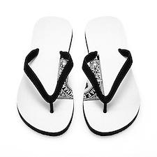 Lydia_Pinkham Flip Flops