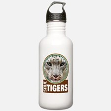 save tiger Water Bottle