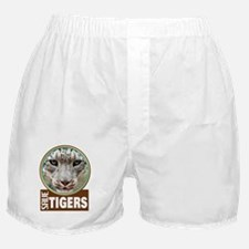 save tiger Boxer Shorts