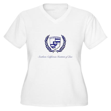 Class of 2009 Women's Plus Size V-Neck T-Shirt
