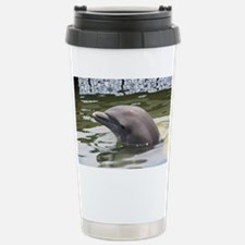 Dolphin 003 Travel Mug