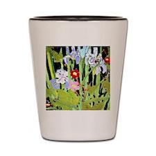 Tom Thomson - Wild Flowers Shot Glass