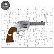 Western Handgun Puzzle
