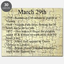 March 29th Puzzle