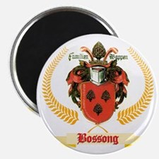 German Bossong Coat of Arms Magnet