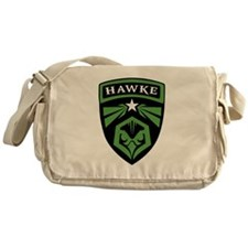 HAWKE Brand Messenger Bag