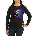 Yorkie! Women's Long Sleeve Dark T-Shirt