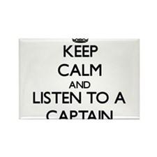 Keep Calm and Listen to a Captain Magnets