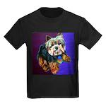Yorkie! Kids Dark T-Shirt