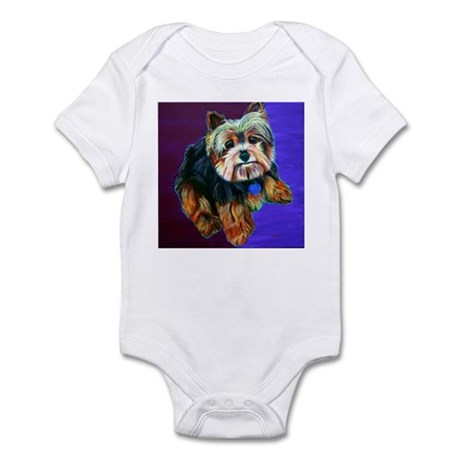 Yorkie! Infant Bodysuit
