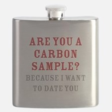 Carbon Dating Flask