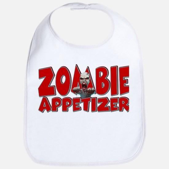 Zombie Appetizer Bib