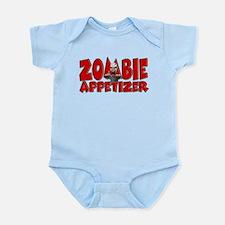 Zombie Appetizer Infant Bodysuit