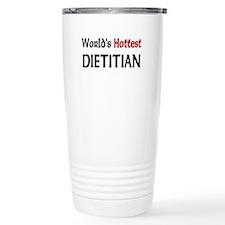 Unique Register dietitian Travel Mug