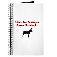 Poker for Donkeys Notebook