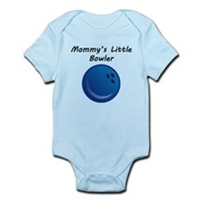 Mommys Little Bowler Body Suit